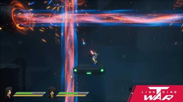 Screenshot Lightning War