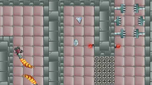 Screenshot SUPER ROBO MOUSE