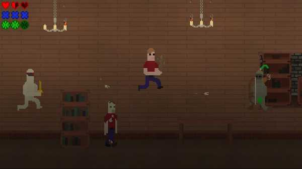 Screenshot The Haunting of Billy