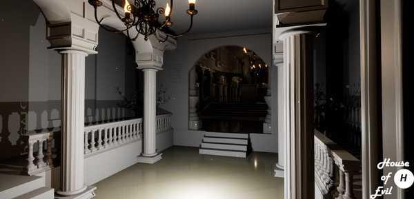 Screenshot House of Evil