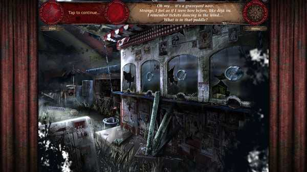 Screenshot Forgotten Places: Lost Circus
