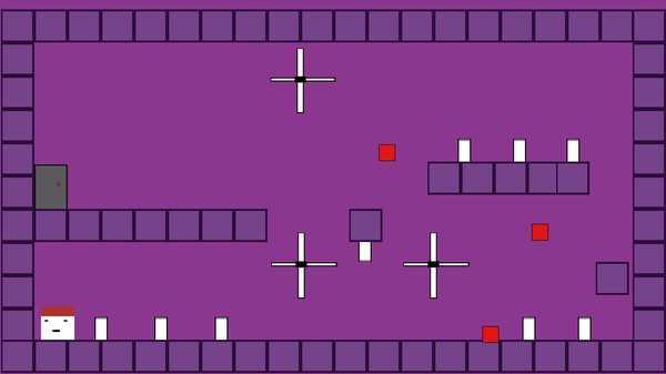Screenshot Kamikaze Cube