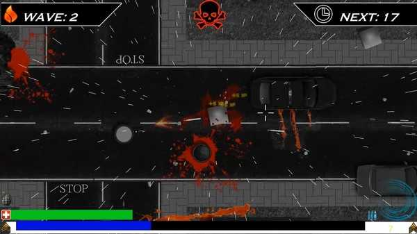 Screenshot Violent Vectors
