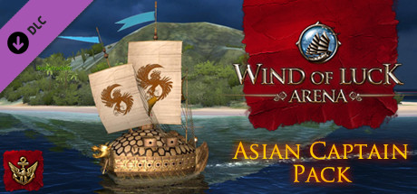 Wind of Luck: Arena - Asian Captain pack