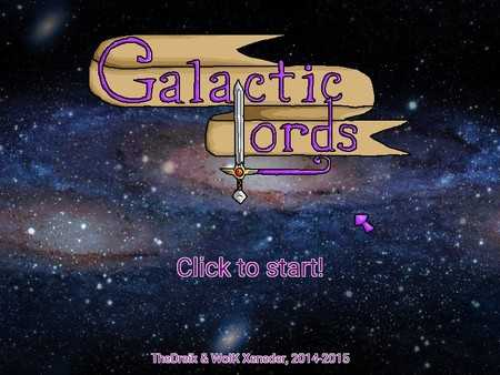 Screenshot Galactic Lords