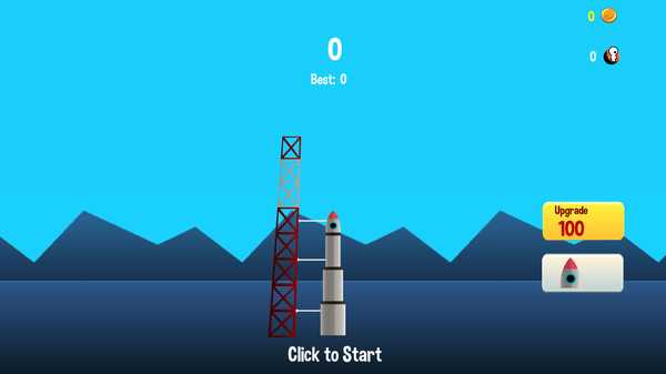 Screenshot Space Rocket