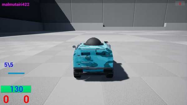 Screenshot VEHICLES FURY
