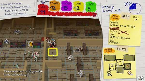 Screenshot Crayon Chronicles