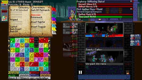 Screenshot Tomb of Tyrants