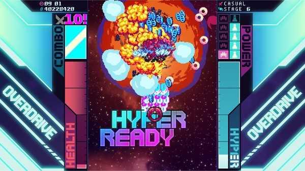 Screenshot Super Galaxy Squadron