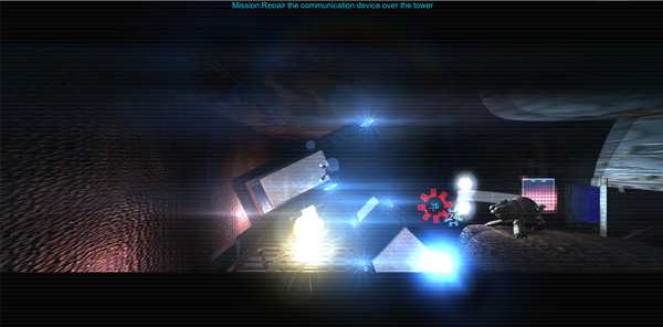 Screenshot CortexGear:AngryDroids