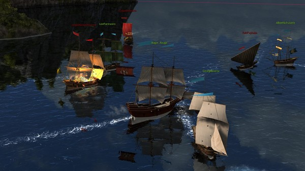 Screenshot Wind of Luck: Arena - Caribbean Captain pack