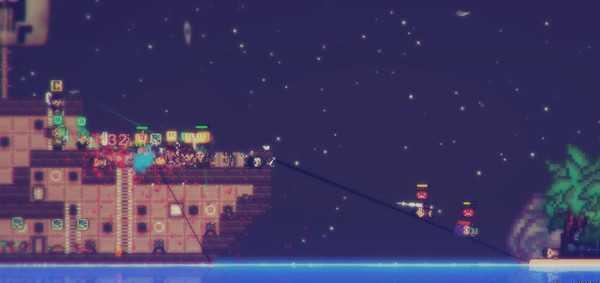 Screenshot Pixel Piracy