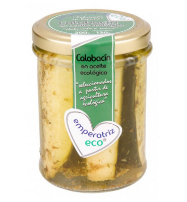 Courgette braisée bocal 212ml