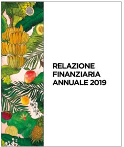 Relazione finanziaria annuale 2019