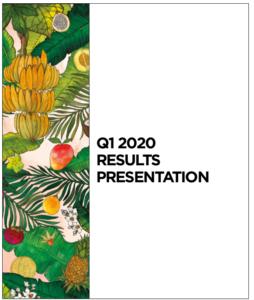 Q1 2020 Results Presentation