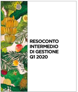 Resoconto intermedio di gestione Q1 2020