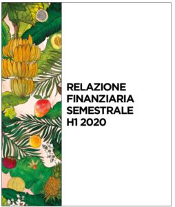 Relazione Finanziaria Semestrale H1 2020