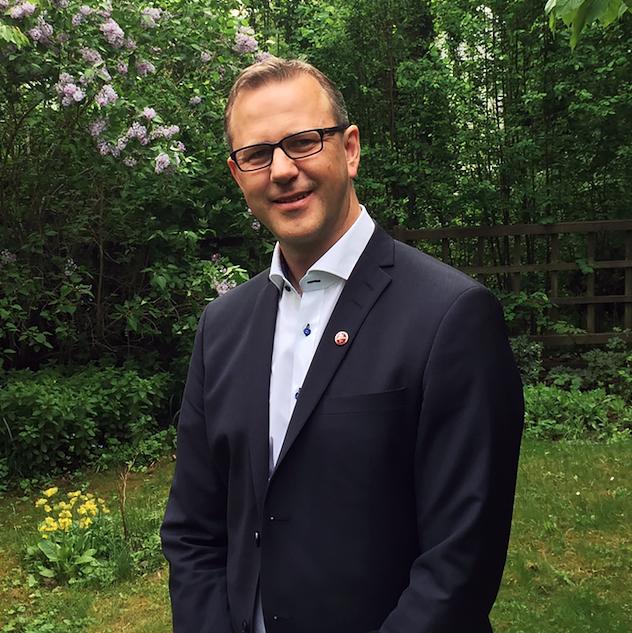Kalle Grinnemo. Foto: privat