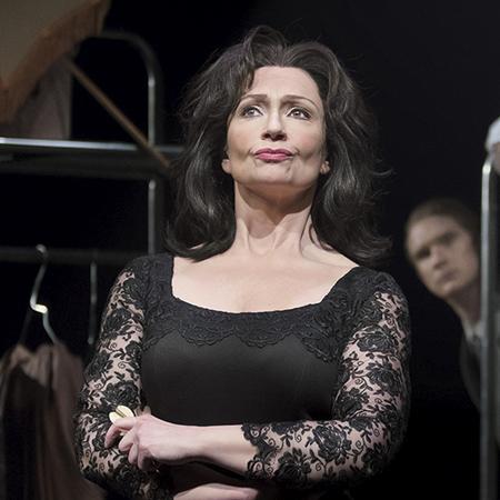 Maria Möller i Camera. Foto: Markus Gårder