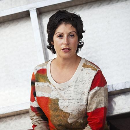 America Vera-Zavala. Foto: Elin Berge/Moment Institute