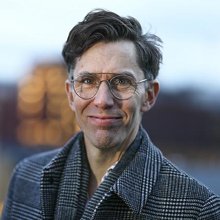 Pontus Plænge. Foto: Peter Holgersson