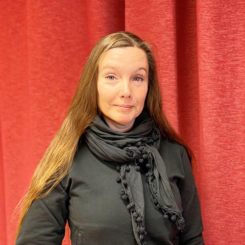 Marina Andersson. Foto: Jeanette Söderwall