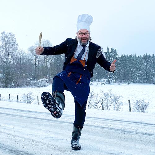 Peter Jansson. Foto: Sara Pärlefalk