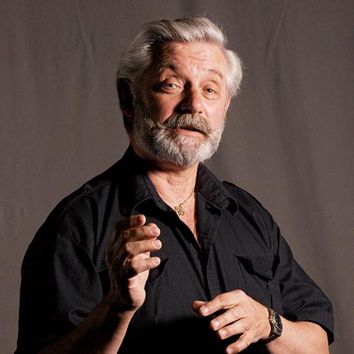Willy Boholm. Foto: Östgötateatern