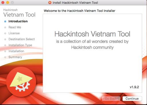 Hackintosh Vietnam Tool 1 9 6 - Hackintosh Tools - osx86 net