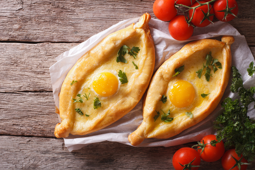 Фото: Абхазская кухня
