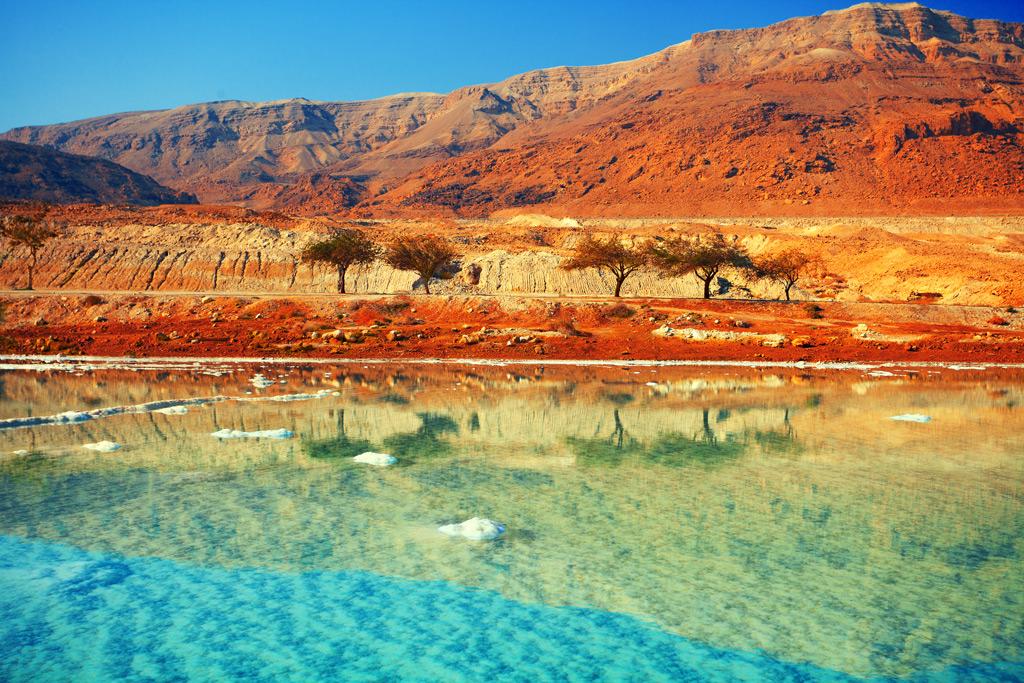 Фото: Мёртвое море