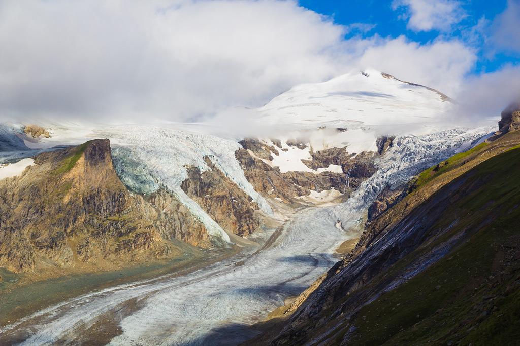 Фото: Альпийские ледники