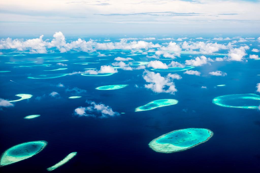 Фото: Мальдивские острова