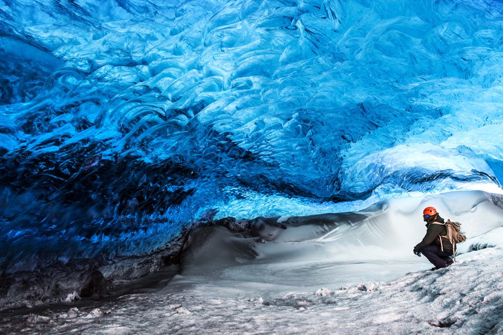 Фото: Царство льда