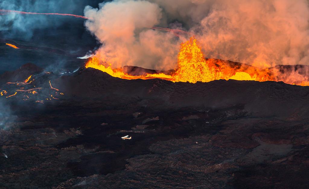 Фото: Вулканическая энергия