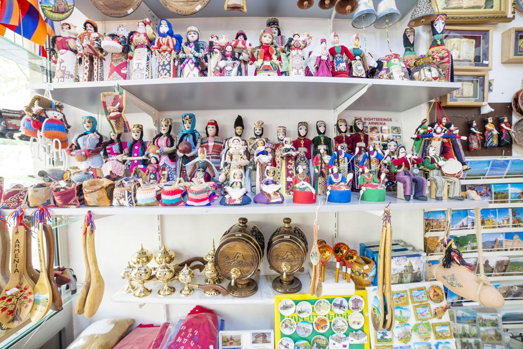 Фото: Армянские сувениры