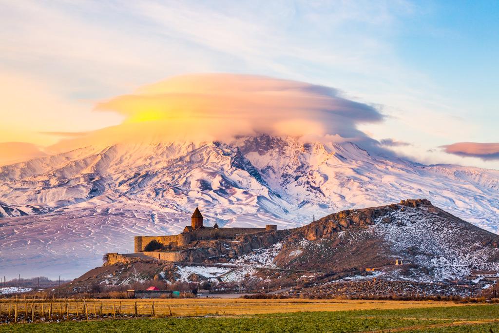 Фото: Монастырь Хор Вирап