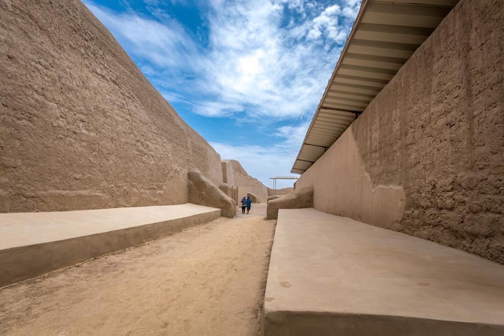Фото: Чан-Чан, археологические раскопки