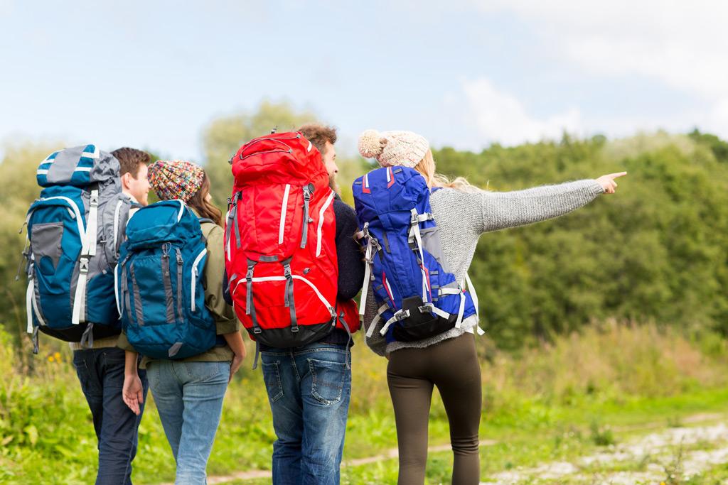 Фото: Один путешественник – одна сумка