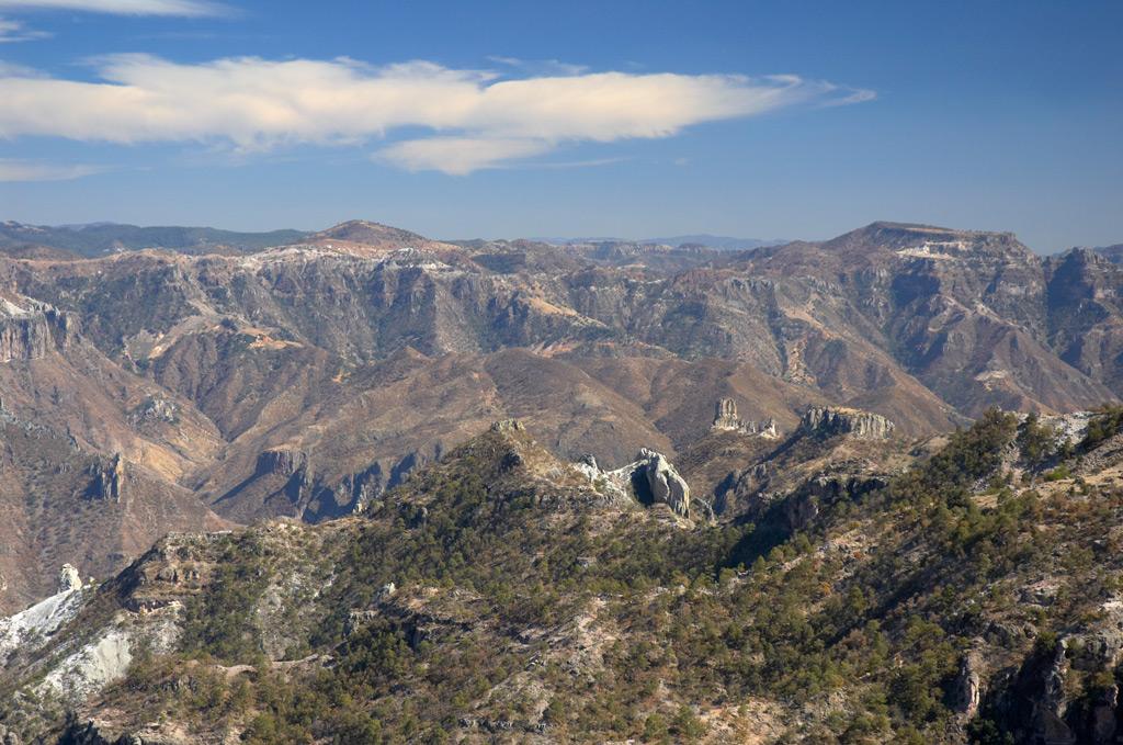 Фото: Медный каньон