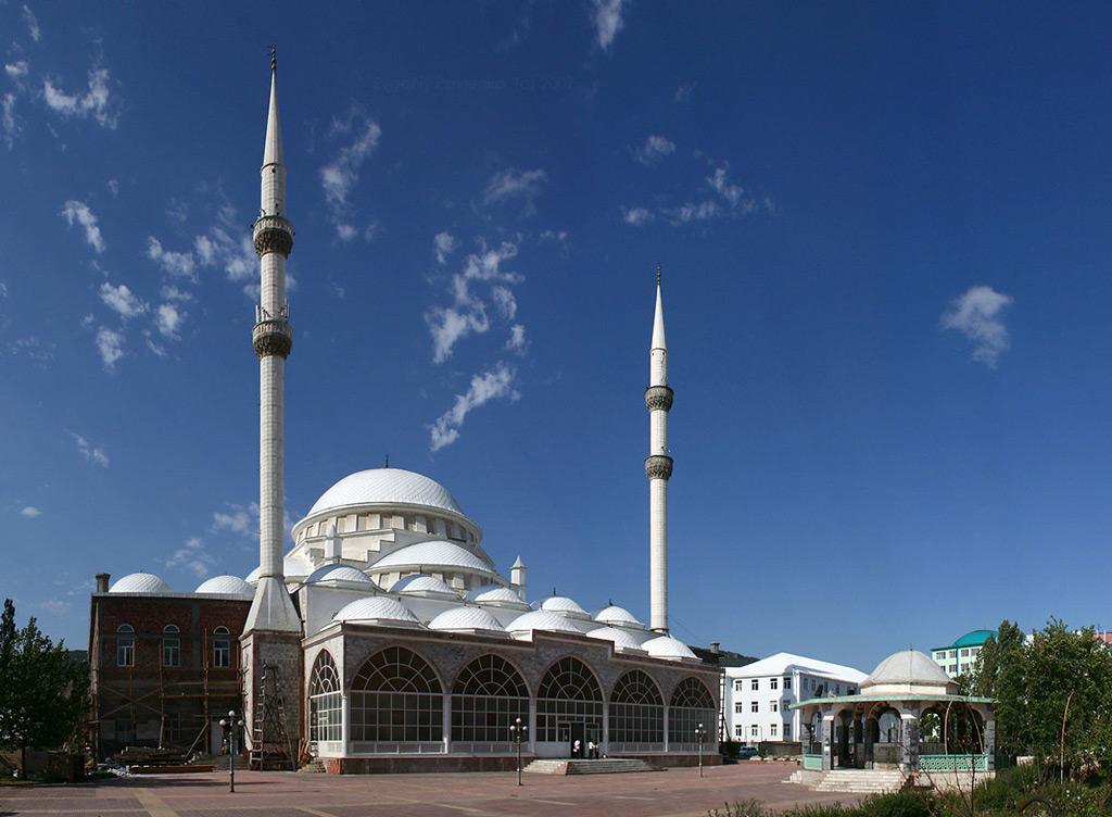 Фото: Джума-мечеть