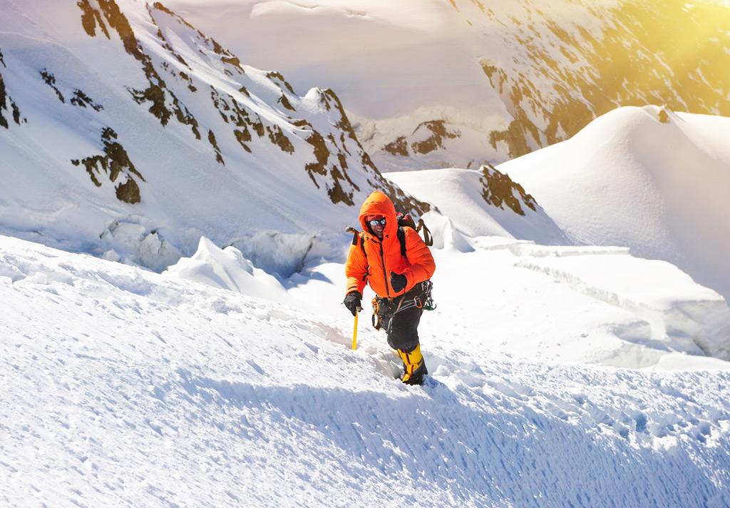 Фото: Восхождение на гору Эверест