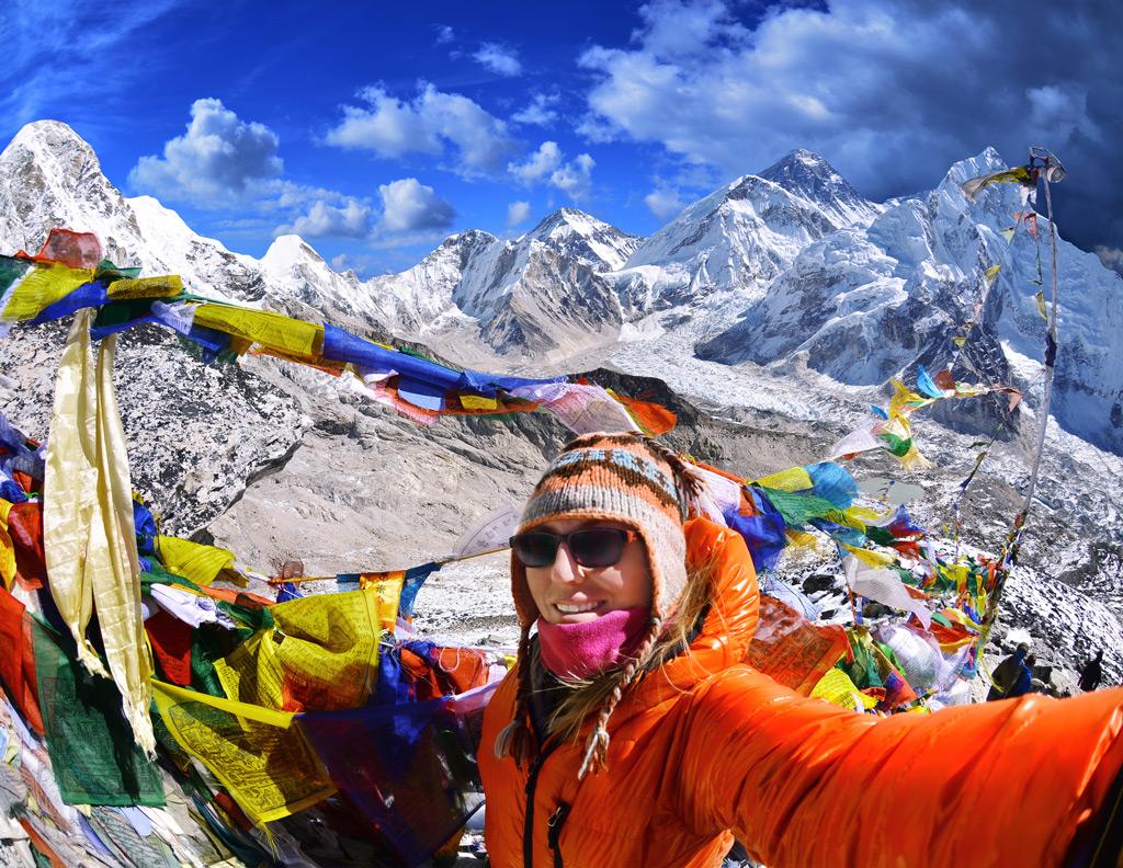 Фото: Восхождение на Эверест