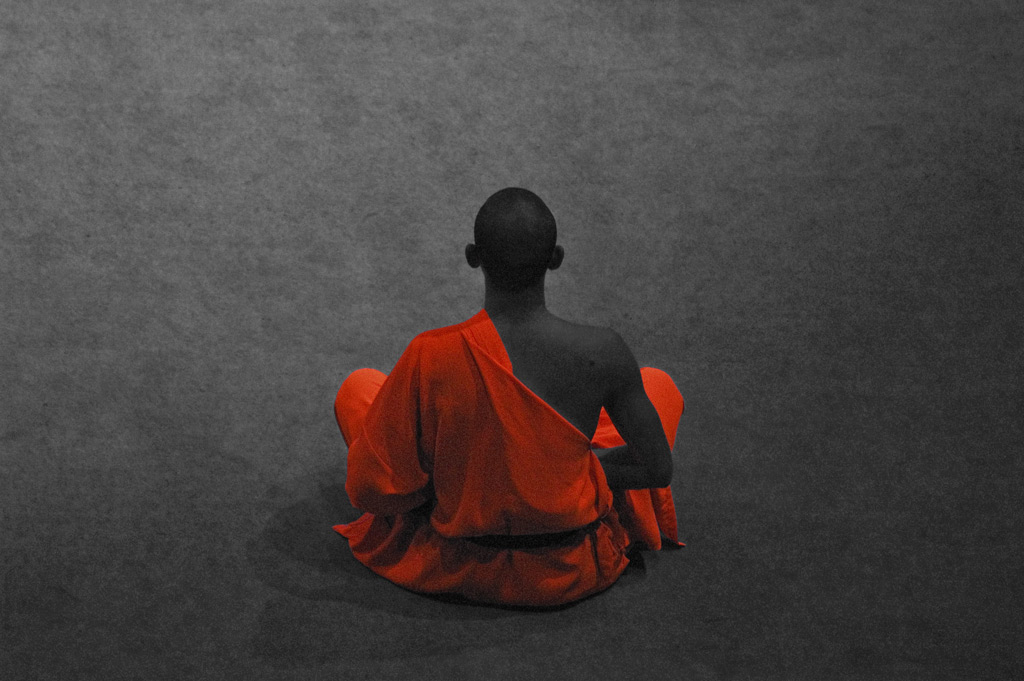 Фото: Медитация