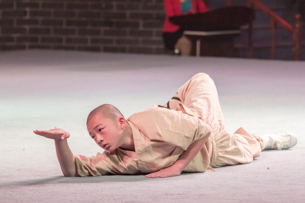 Фото: Занятия по овладению боевыми искусствами