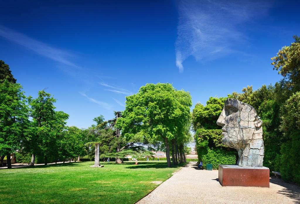 Фото: Сады Боболи, Флоренция, Италия