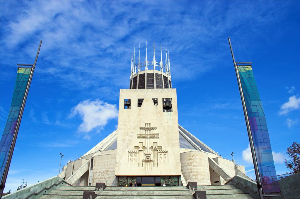 Фото: Ливерпульский метропольный собор