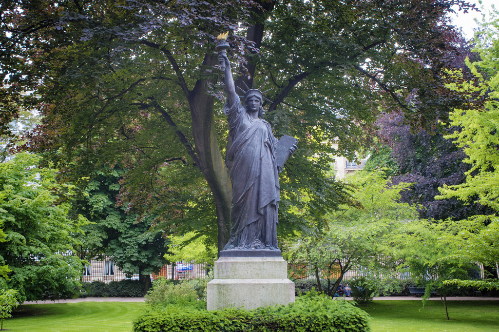 Фото: Статуя Свободы