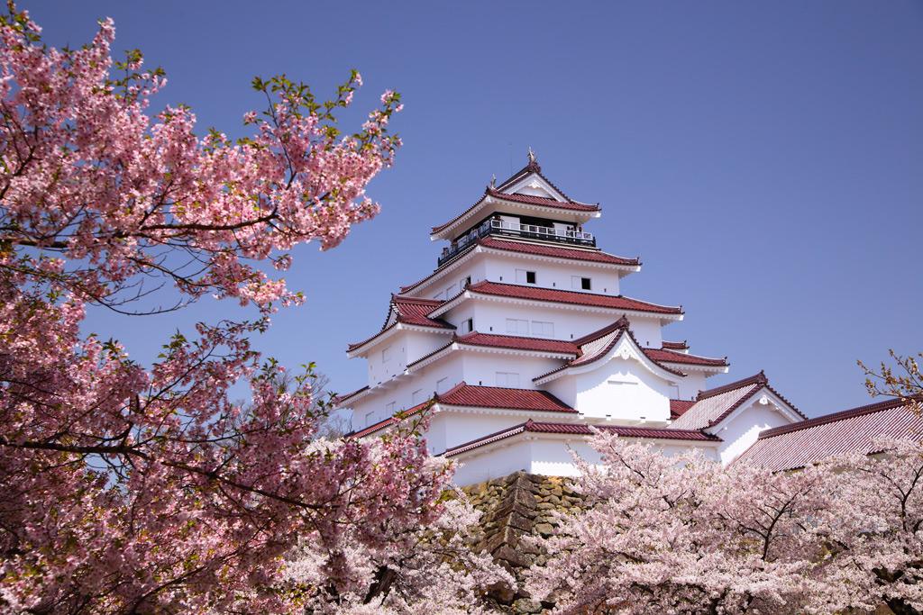 Фото: Замок Аидзувакамацу
